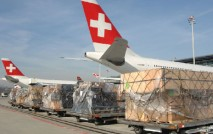 SPREADING ITS WINGS Through its partnership with Chapman Freeborn, Swiss WorldCargo will expand its specialized product portfolio.