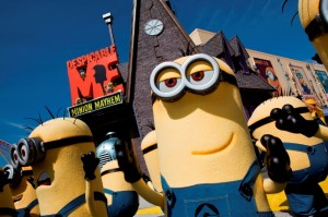 Universal Plans New 1,000 Acre Theme Park in China