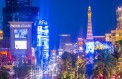 ALL IN: Las Vegas has gone big to  attract convention business with its Global Business District, soon to be developed on the Strip.