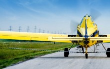 ARE YOUR EXPORTS READY TO TAKE OFF?  Half of Air Tractor's exports are insured by the Export-Import Bank of the United States, which has helped the company increase its overseas sales.
