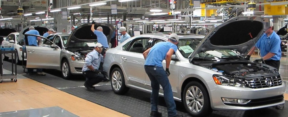 Canada To Finance Volkswagen Expansion In The U S Mexico