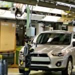 MITSUBISHI PRODUCTION LEAVING U..S.: The Company's Normal, Illinois, Plant Which Produces Outlander Crossover Vehicles, Will Close Its Doors In November. (Image: carnewshq.com)