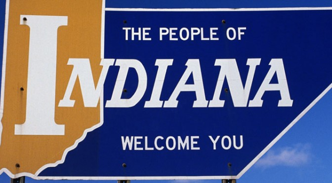 INDIANA SHOWED STRENGTH IN MANUFACTURING AND LOGISTICS IN A RECENT REPORT CARD. The state also showed improvement in human capital and productivity.