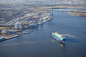 Newsome's State of the Port Predicts Decisive Five Years Ahead for SCPA
