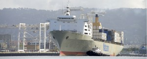 Port of Oakland Sees First Decrease in Import Volume Since February at With Light Peak-Season