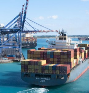 Port Everglades Welcomes Largest Container Ship In Port's History
