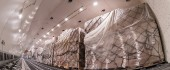 New air cargo screening facility allows CH Robinson to handle more shipments of export cargo and import cargo in international trade.