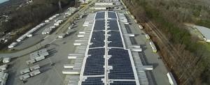 Estes Express Lines Expands Solar-Power Footprint