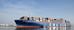 CMA CGM Upgrades Fleet Serving French West Indies