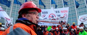 EU Industries Protest Proposed MES for China