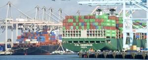 Port of Los Angeles Volumes Surge