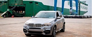South Carolina Ports Authority Exports Two Millionth South Carolina-Made BMW
