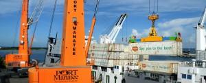 Port Manatee Container Volume Up 36 Percent