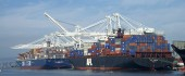 EU had concerns over combination of ocean carriers of shipments of export cargo and import cargo in international trade.