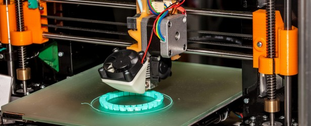UPS on demand 3D printing could change the logistics of shipments of export cargo and import cargo in international trade.