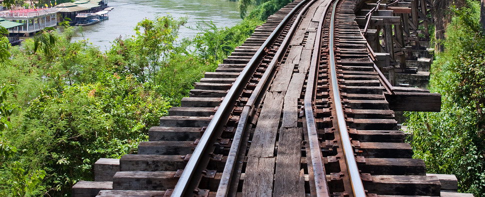 Texas railway carries shipments of export cargo and import cargo in international trade.