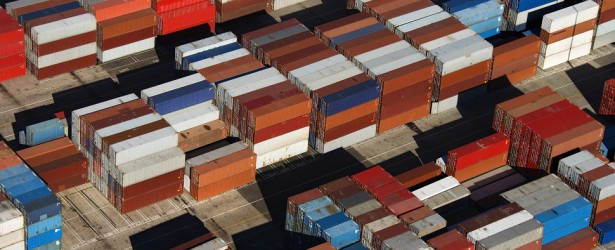 South Carolina Ports Authority reports handling more shipments of export cargo and import cargo in international trade.