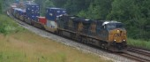 New North Carolina intermodal service will carry shipments of export cargo and import cargo in international trade.