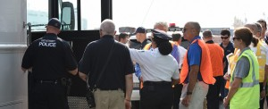 Full-Scale Security Exercise at New Jersey Port Terminal