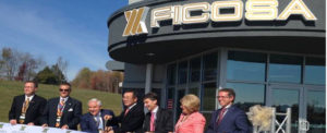 Ficosa Opens New Plant in Tennessee
