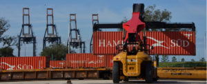JAXPORT's New Rail Terminal Open for Business