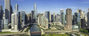 Echo Global Logistics in New Expanded Office in Chicago