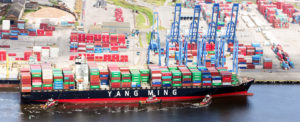 Port of Wilmington, NC Touts New Asia Container Service