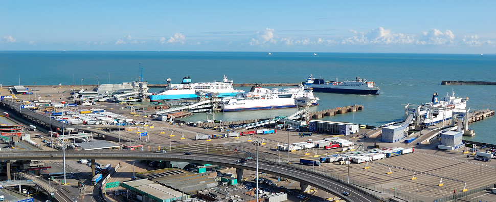 Investments at the port of Dover will allow it to handle more shipments of export cargo and import cargo in international trade.