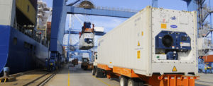 SC Ports Authority Announces Record Container Volume in 2016