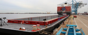 New Barge to Arrive at Richmond Marine Terminal Today