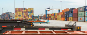 Container Volume Up Eight Percent at SC Ports