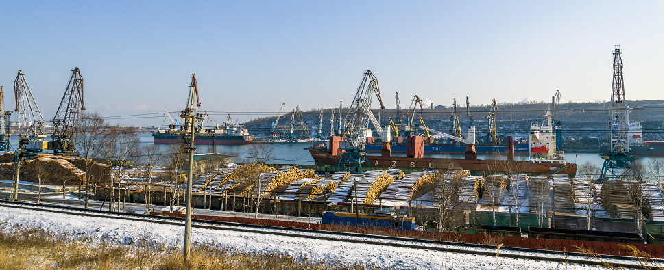 China's infrastructure initiative aims at genrating more shipments of export cargo and import cargo in international trade.