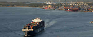 Charleston Harbor Deepening Project Receives Construction Funding