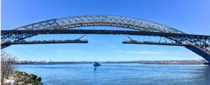 NYNJ Port Bayonne Bridge Project Ahead of Schedule