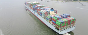 SC Ports Welcomes Biggest Ship Ever to Call East Coast