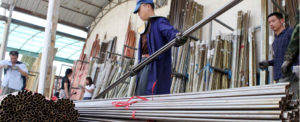 US and China Clash on Steel