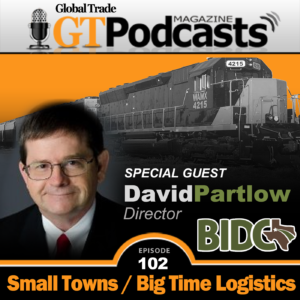 David Partlow with Brownfield EDC