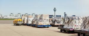 China-EU Pilot Boosts Trade Between China and Schiphol