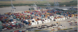Georgia Ports: 10 Milion TEU Capacity in 10 Years