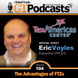 Eric Voyles From TexAmericas Center