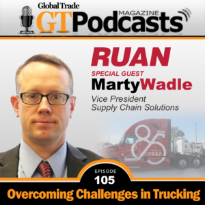 Marty Wadle from RUAN