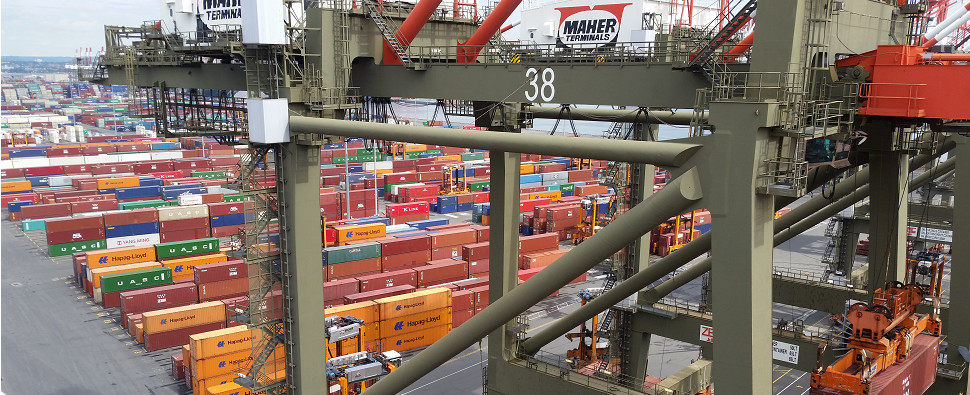 FMC is considering case involving fees on shipments of export cargo and import cargo in international trade.