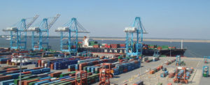 Port of Virginia's Cargo Numbers Up on Year