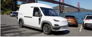 First Electric Delivery Van Coming to San Francisco