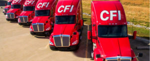 CFI Increases 2018 Fleet Purchases from 500 to 600 New Kenworth T680 Tractors