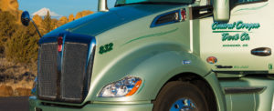 Central Oregon Trucking Company Offers New Pay Structure
