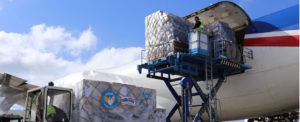 Silk Way West Airlines Supports Humanitarian Aid Mission to North Iraq