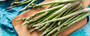 American Airlines moves record levels of asparagus around the world
