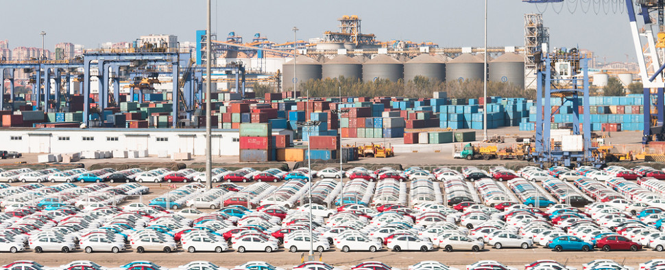 #PL will move automotive shipments of export cargo and import cargo in international trade.