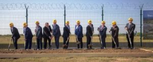 Budapest Airport starts construction of new gateway for air cargo